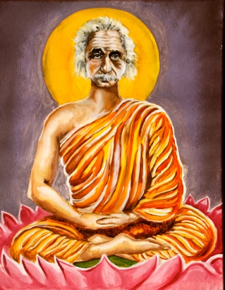 einstein_buddha_by_reck1